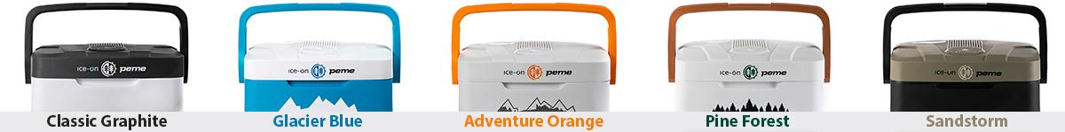 Lodówka turystyczna elektryczna Peme Ice On 12V/230V