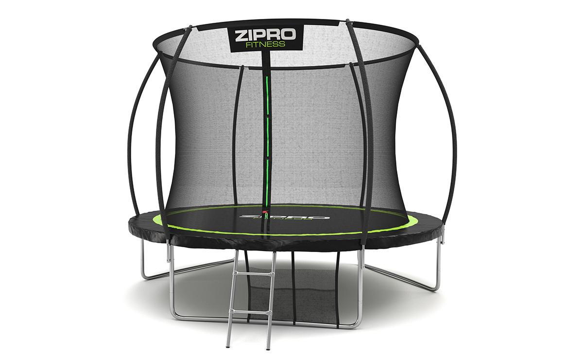 skoki na trampolinie