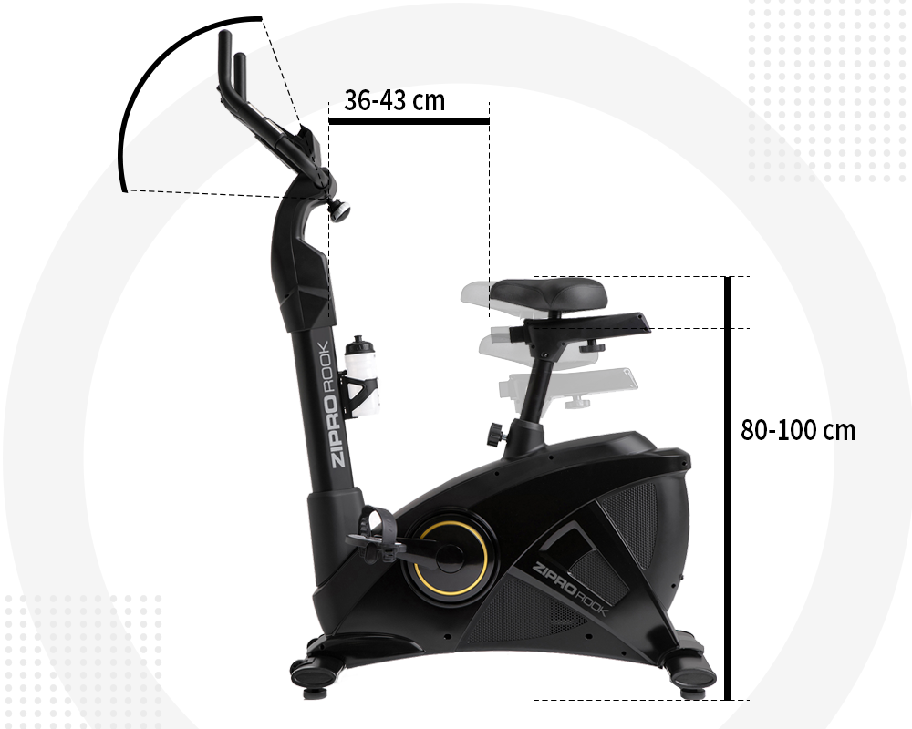 Rower Rook Gold Zipro