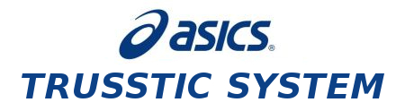 asics trusstic system