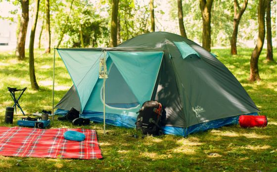 ROYOCAMP Namiot turystyczny Savana 4 w Sklep presto.pl